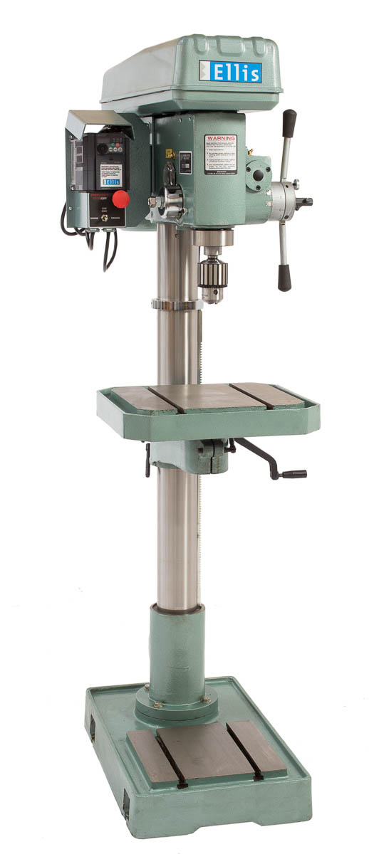 Drill Press 9400 - Ellis Mfg, Inc